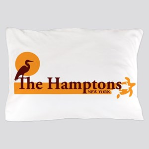 The Hamptons - Long Island Design. Pillow Case