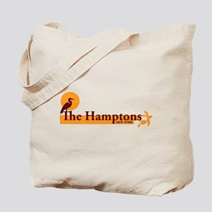 The Hamptons - Long Island Design. Tote Bag