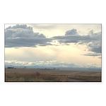 Alberta Skies Sticker (Rectangle 10 pk)