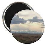 Alberta Skies Magnet
