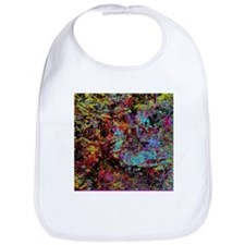 Dark Abstract Bib
