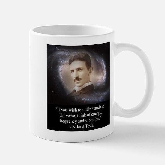 Tesla Universe Mug