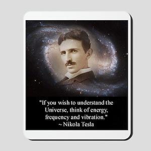 Tesla Universe Mousepad