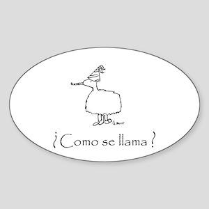 Como se Llama 10th Anniversary Edition Sticker