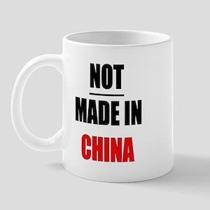 Not Made In China Mugs