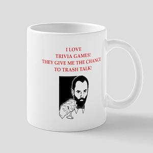 trivia joke Mugs