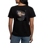 Tesla Universe Women's Dark T-Shirt