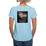 Tesla Universe Women's Light T-Shirt