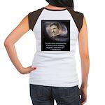 Tesla Universe Junior's Cap Sleeve T-Shirt
