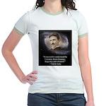 Tesla Universe Jr. Ringer T-Shirt