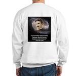 Tesla Universe Sweatshirt