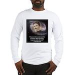 Tesla Universe Long Sleeve T-Shirt