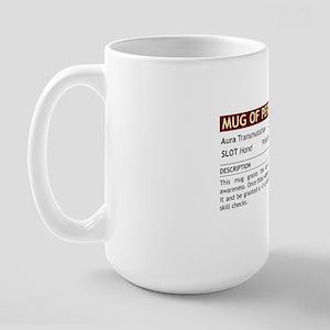Mug of Perception Large Mug