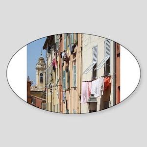Nice, South of France Sticker