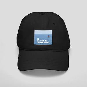 I'd rather be windsurfing Baseball Cap