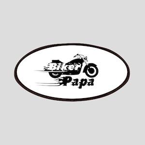 Biker Papa Patch