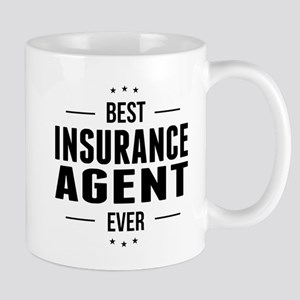 Best Insurance Agent Ever Mugs
