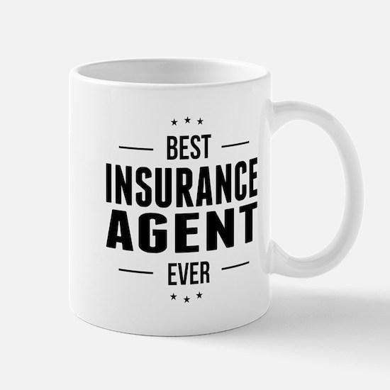 Best Insurance Agent Ever Mugs