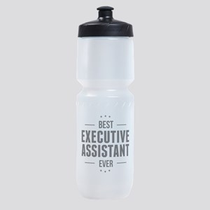 Best Executive Assistant Ever Sports Bottle