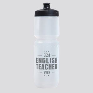 Best English Teacher Ever Sports Bottle
