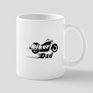Biker Dad Mugs