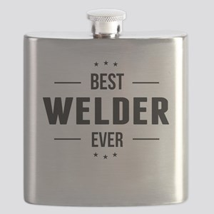 Best Welder Ever Flask