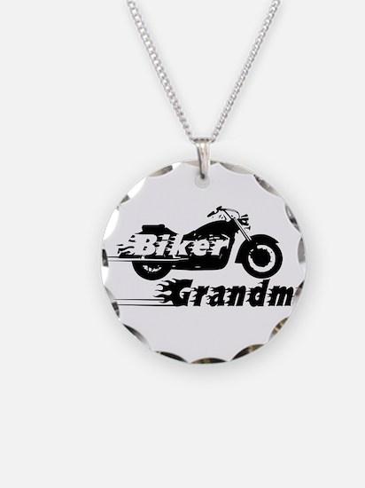 Biker Grandma Necklace