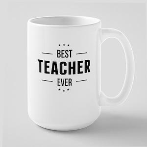 Best Teacher Ever Mugs