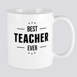 Best Teacher Ever Mugs