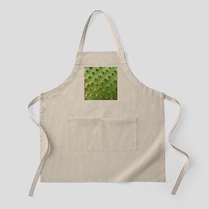 Green cactus Apron