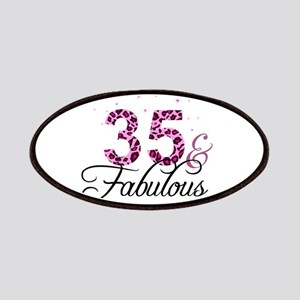 35 and Fabulous Patch