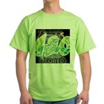 420 Roll'n Stoned Green T-Shirt