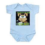 Jeez Your Fast Infant Body Suit