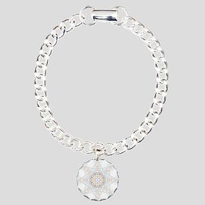 Triangle Mandala Bracelet