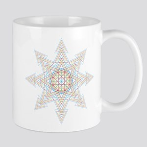 Triangle Mandala Mugs