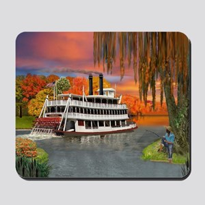 Belle of the Bayou Mousepad