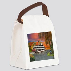 Belle of the Bayou Canvas Lunch Bag