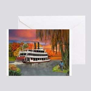 Belle of the Bayou Greeting Cards