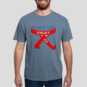 Proud Karate Dad Kid T-Shirt