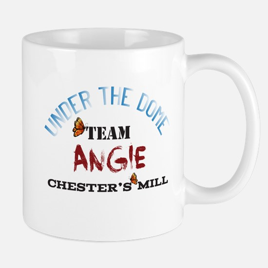 Under the Dome Team Angie Mugs