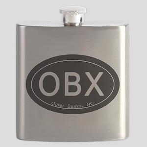 Outer Banks NC Flask
