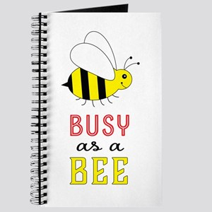 Busy as a Bee Journal