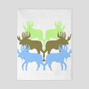 Moose Twin Duvet
