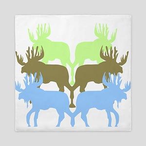 Moose Queen Duvet