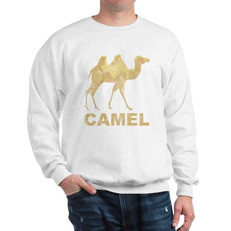 Vintage Camel Sweatshirt