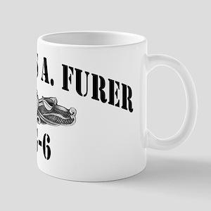 USS JULIUS A. FURER Mug