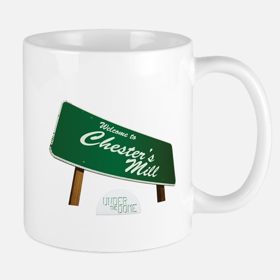 Under the Dome; Welcome to Chester's Mill Mugs