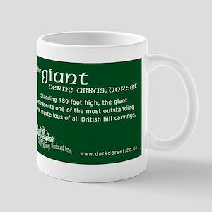 Cerne Abbas Giant Mug Mugs