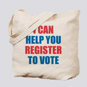 I CAN HELP YOU REGISTER TO VOTE VOLUNTEER VOTER To