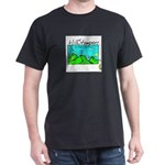 Hill Stompers Men's T-Shirt, Front Only